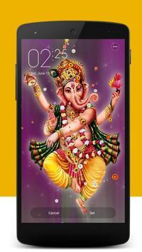 Ganesha HD Live Wallpaper apk screenshot