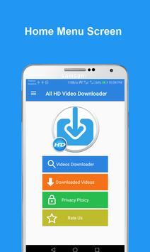 All HD Video Downloader screenshot 8