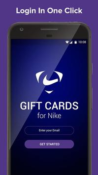 Free Coupons for Nike poster