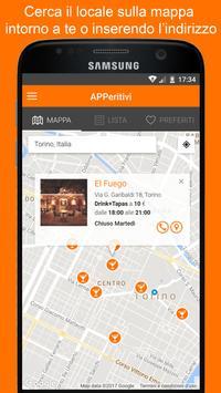 APPeritivi l'app che trova gli aperitivi apk screenshot