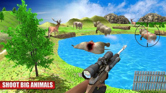 Animal Hunting Safari 2018 screenshot 14
