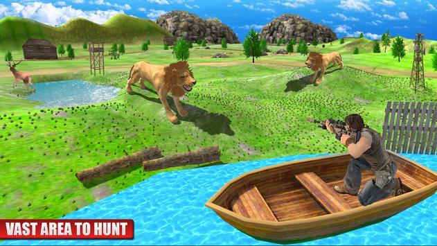 Animal Hunting Safari 2018 screenshot 15