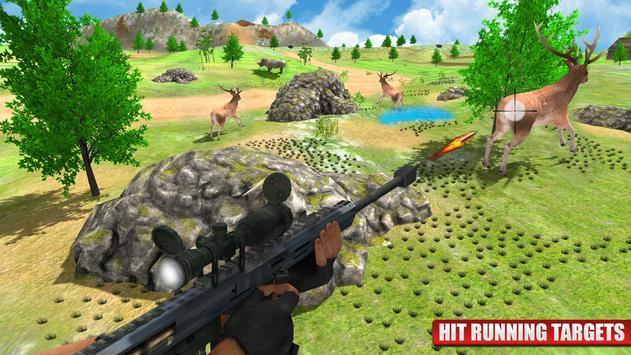 Animal Hunting Safari 2018 screenshot 4