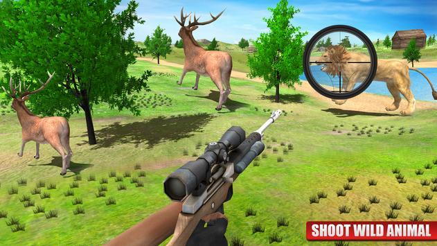 Animal Hunting Safari 2018 screenshot 5