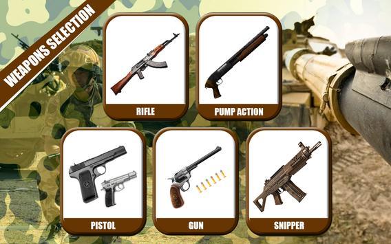 Assassin Commando Shooter 17 apk screenshot