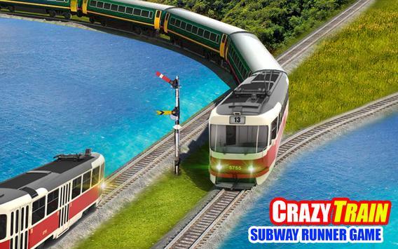 Crazy Train Subway Runner Game screenshot 9