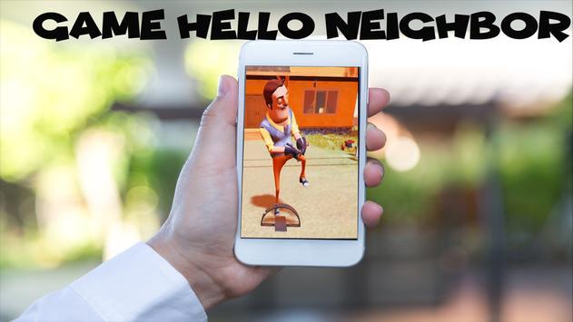 Top Guide hello neighbor roblox 2018 poster
