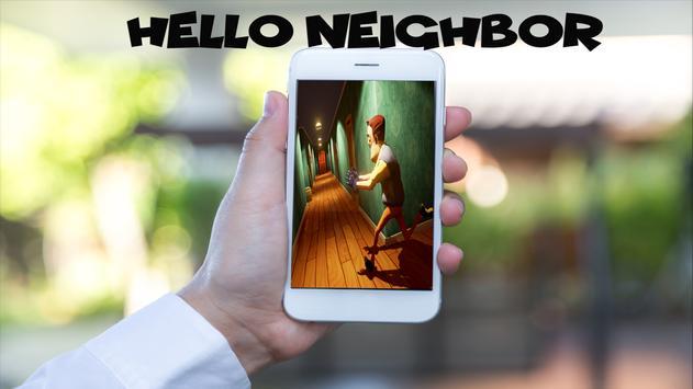 Top Guide hello neighbor roblox 2018 apk screenshot