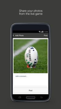 Fan App for Harlequins screenshot 2
