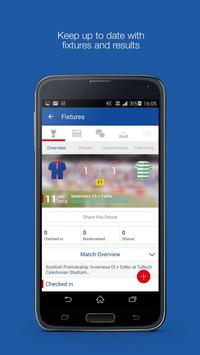 Fan App for Inverness CT FC poster