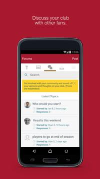 Fan App for Northampton Town screenshot 1