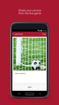 Fan App for Northampton Town screenshot 2