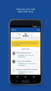 Fan App for Stockport County screenshot 1