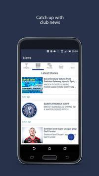 Fan App for Swinton Lions screenshot 2