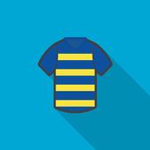 Fan App for Warrington Wolves icon