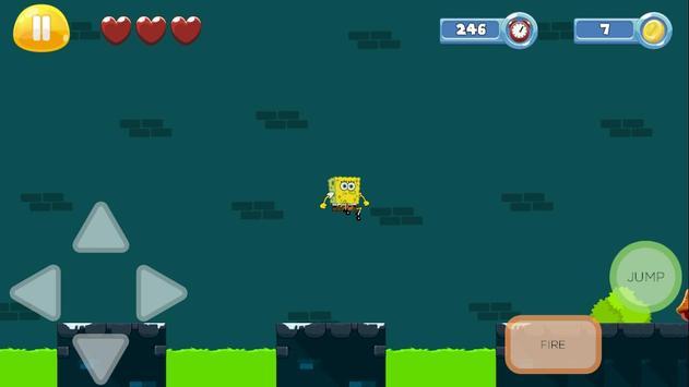 Spongbob Adventure World Mania screenshot 1