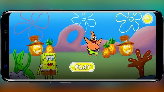 3D Rock Bikini-Bottom 2018 (sponge-bob) Game. screenshot 1
