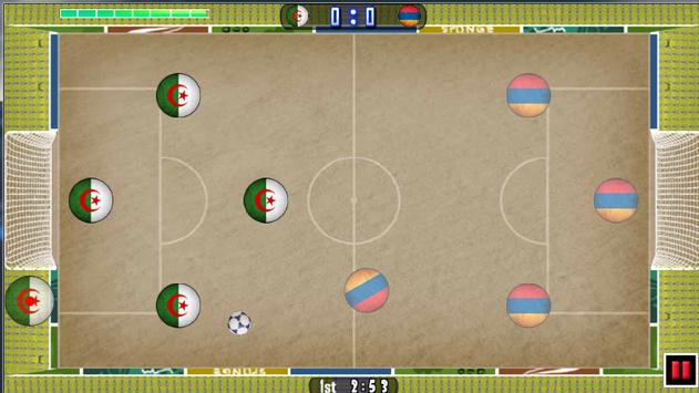 Finger Soccer Lite apk screenshot
