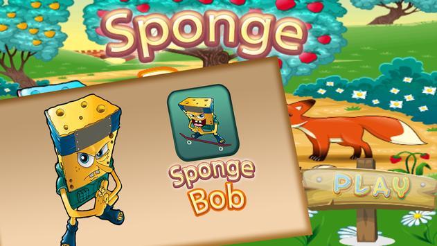 Super Sponge Go bob apk screenshot