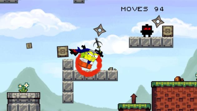 sponge ninja apk screenshot