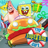 Sponge Mission : Share Gift icon