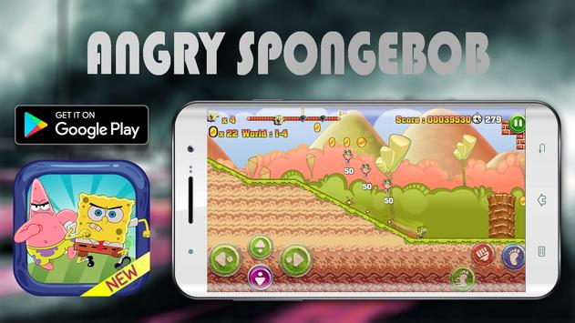 Angry Spongebob Epic Adventure screenshot 4