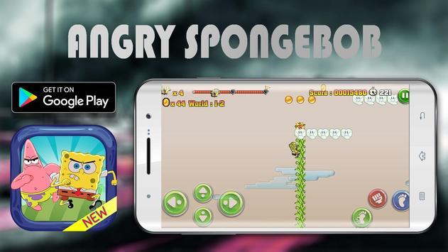 Angry Spongebob Epic Adventure screenshot 7