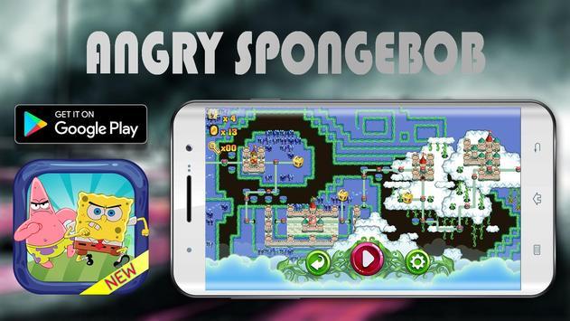 Angry Spongebob Epic Adventure poster