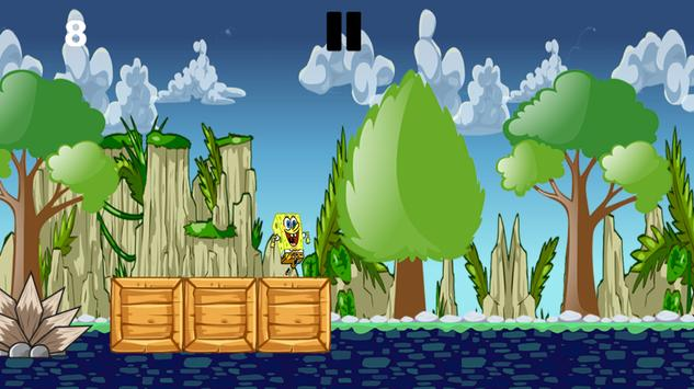 Super Spongebob amazing world adventure screenshot 4