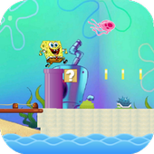 Sponge Adventure : Bob bikini world icon