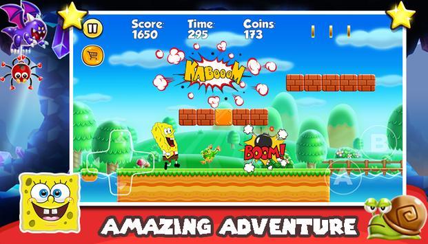 Sponge game adventures Spongbob screenshot 3
