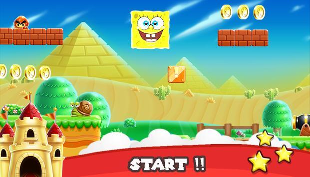 Sponge game adventures Spongbob screenshot 1