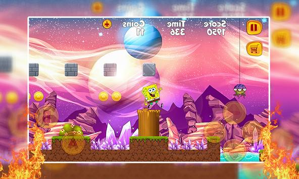 Spongbob Pant's Adventure apk screenshot