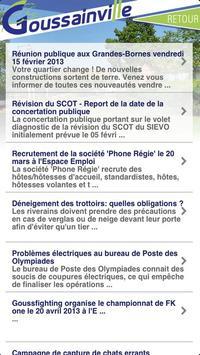 Goussainville screenshot 2