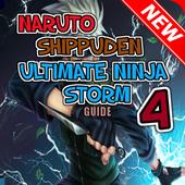 Guide Naruto Shippuden Strom 4 icon