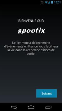 Spootix poster