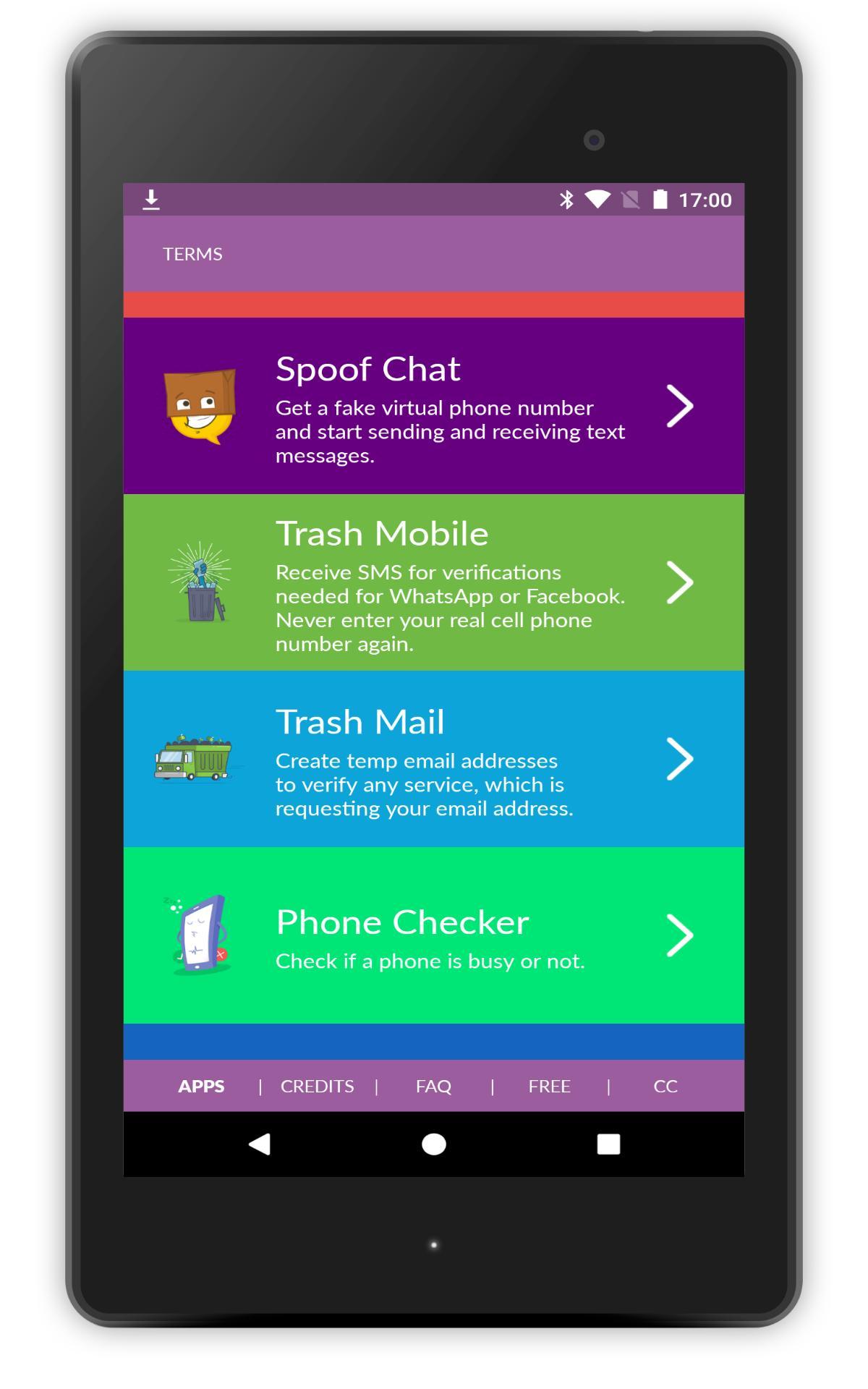 The Spoof Text Message App Free Download {Forum Aden}