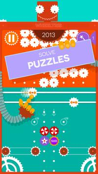 Wheeltris. Original casual puzzle screenshot 2