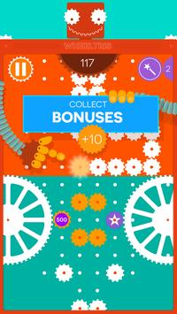Wheeltris. Original casual puzzle screenshot 9