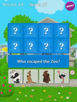 Who Escape Zoo - Android Wear screenshot 7