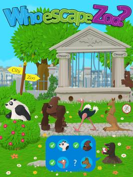 Who Escape Zoo apk screenshot