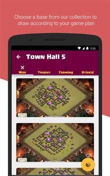 Clash Base Designer screenshot 1