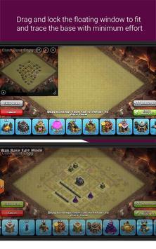 Clash Base Designer screenshot 2