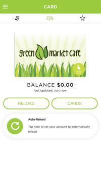 Green Market Cafe screenshot 1