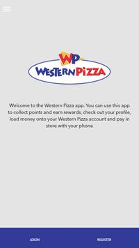 Western Pizza poster
