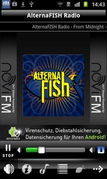 AlternaFISH Radio poster