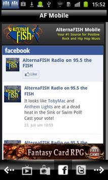 AlternaFISH Radio apk screenshot