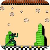 Supergreen Pixel Of Adventures icon