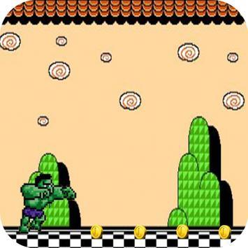 Supergreen Pixel Of Adventures poster