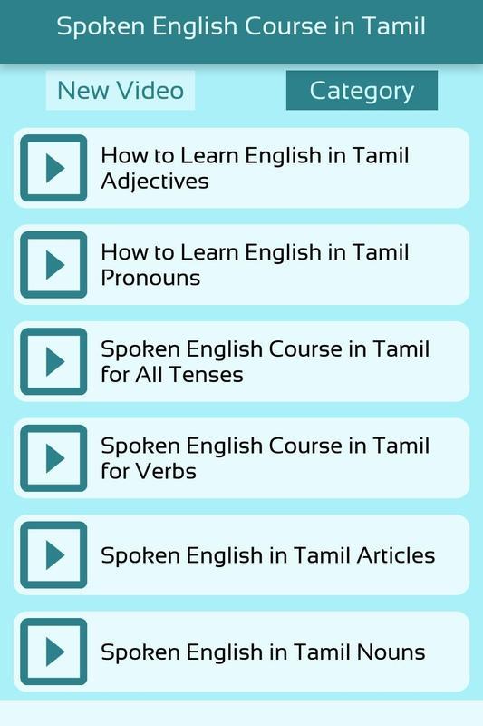 Spoken english through tamil full video free download